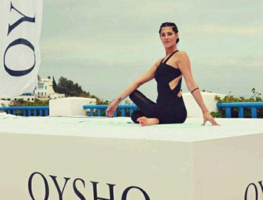Oysho Event Yoga TUNISIA 2017