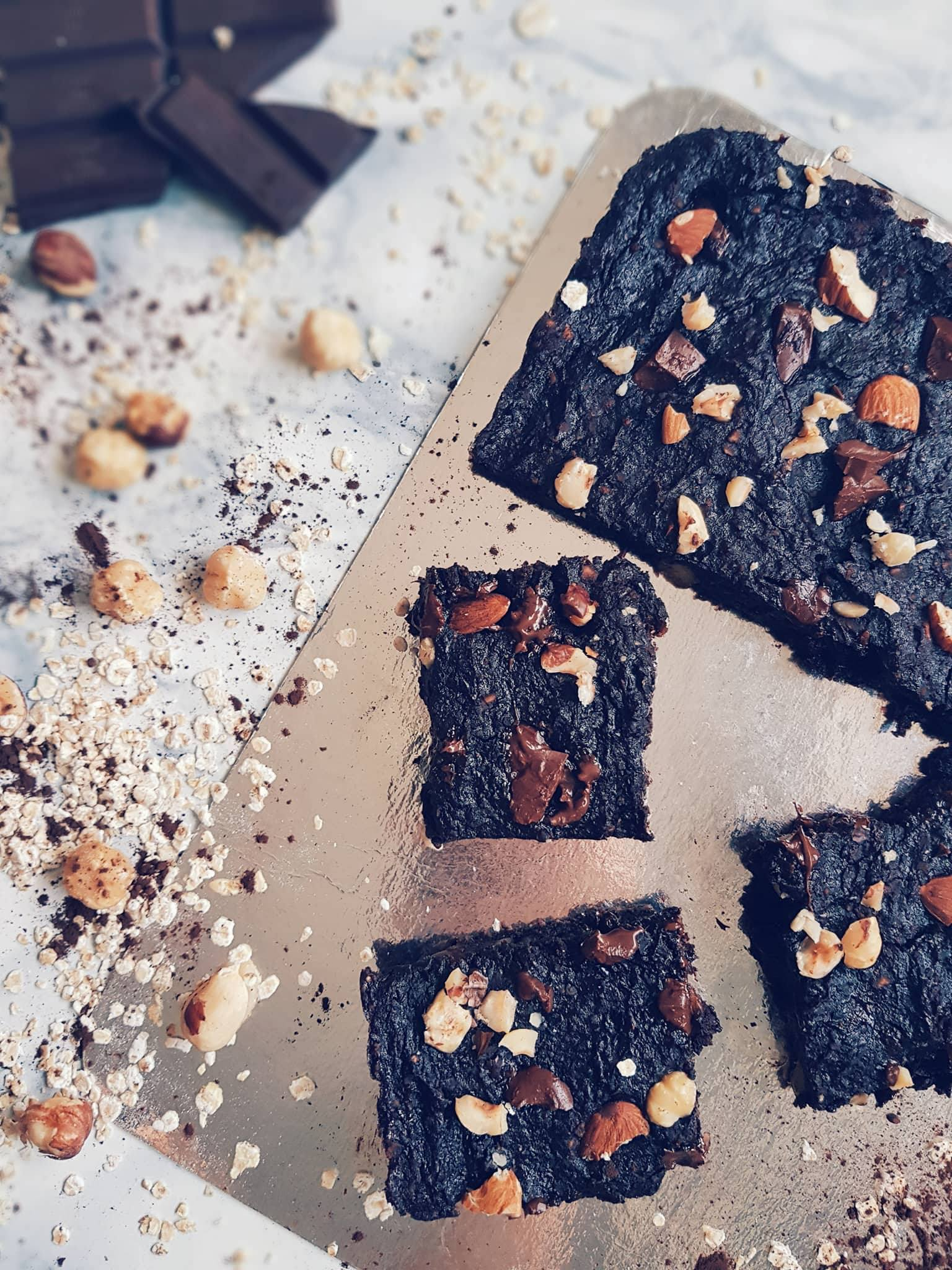 Brownie Maison Vegan