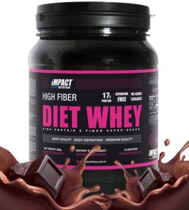 DIET WHEY CHOCOLATE SMOOTH 500G