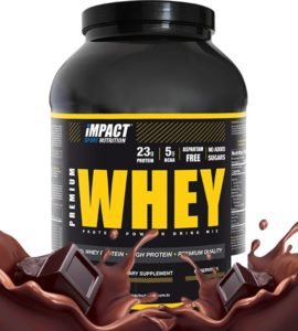 PREMIUM WHEY DOUBLE CHOCOLATE 2000G