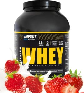 PREMIUM WHEY STRAWBERRY CREAM 2000G