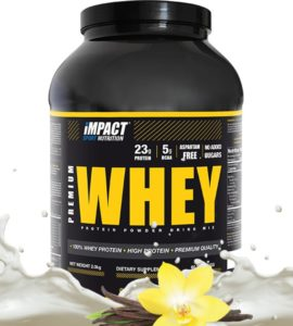 PREMIUM WHEY VANILLA ICE CREAM 2000G